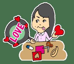 IDOL OTAKU GIRLS!!2 sticker #5055322
