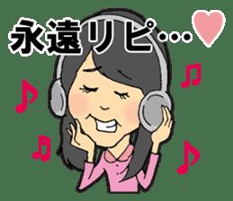 IDOL OTAKU GIRLS!!2 sticker #5055339
