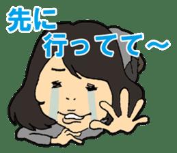IDOL OTAKU GIRLS!!2 sticker #5055340