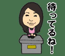 IDOL OTAKU GIRLS!!2 sticker #5055341