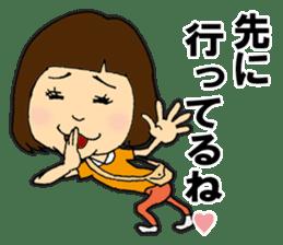 IDOL OTAKU GIRLS!!2 sticker #5055342