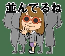 IDOL OTAKU GIRLS!!2 sticker #5055343