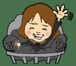 IDOL OTAKU GIRLS!!2 sticker #5055346