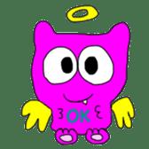 Angel you guys sticker #5055870