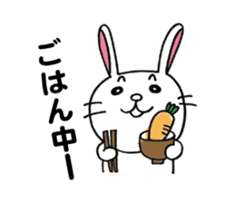 usagi-kun-Sticker sticker #5056489
