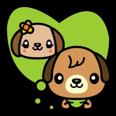 Love, Love, Labrador (for Darling)