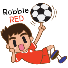 Robbie Red