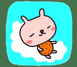 Rabbit & orenges vol2 sticker #5057461