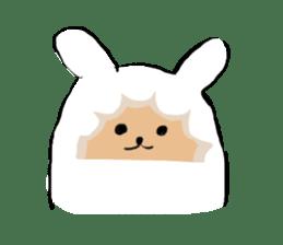 Unknown Cute Creature sticker #5059950
