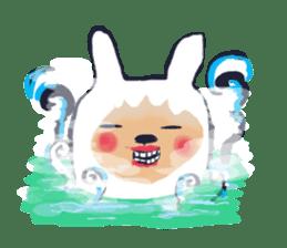Unknown Cute Creature sticker #5059967
