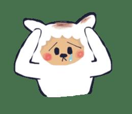 Unknown Cute Creature sticker #5059982