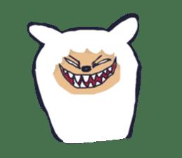 Unknown Cute Creature sticker #5059984
