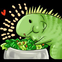 reptile friend