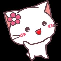 Kitty Garden Stickers 3