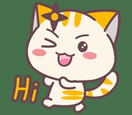 Kitty Garden Stickers 3 sticker #5061550