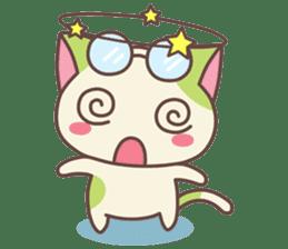 Kitty Garden Stickers 3 sticker #5061551