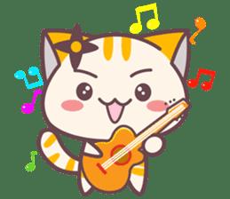 Kitty Garden Stickers 3 sticker #5061556