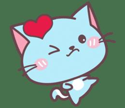 Kitty Garden Stickers 3 sticker #5061559