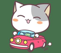 Kitty Garden Stickers 3 sticker #5061564