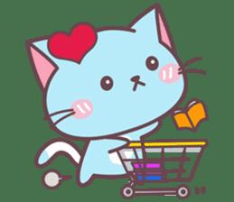Kitty Garden Stickers 3 sticker #5061565