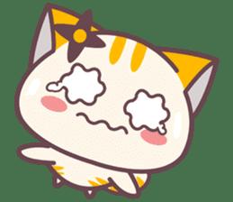 Kitty Garden Stickers 3 sticker #5061568
