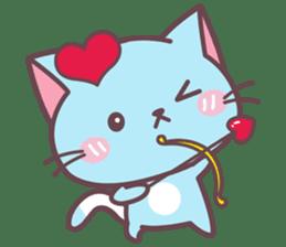 Kitty Garden Stickers 3 sticker #5061571