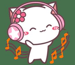Kitty Garden Stickers 3 sticker #5061573