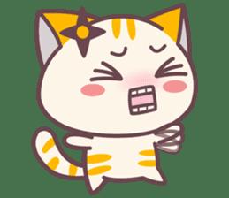 Kitty Garden Stickers 3 sticker #5061580