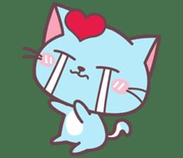 Kitty Garden Stickers 3 sticker #5061586