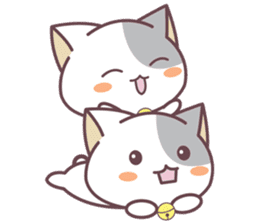 Kitty Garden Stickers 3 sticker #5061587