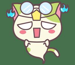 Kitty Garden Stickers 3 sticker #5061588