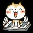 「まるちゃん」ほっこり敬語スタンプ | LINE STORE