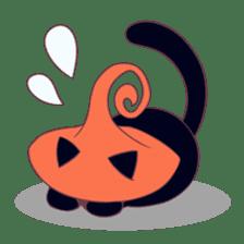 A Magic Cat Girl sticker #5066184