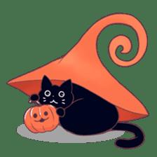 A Magic Cat Girl sticker #5066185