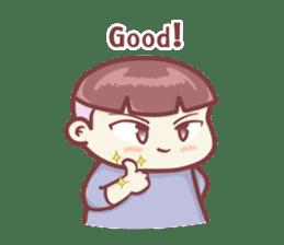 "Discount Boy ""Bao-Wan""(ENG) sticker #5071155"