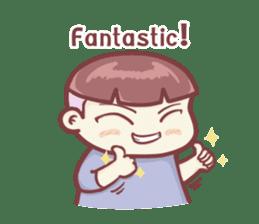 "Discount Boy ""Bao-Wan""(ENG) sticker #5071156"