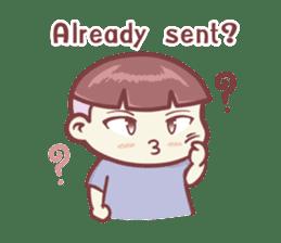 "Discount Boy ""Bao-Wan""(ENG) sticker #5071171"