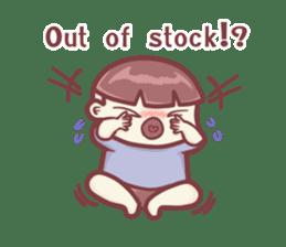 "Discount Boy ""Bao-Wan""(ENG) sticker #5071177"