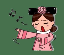 Pink Taiwan Princess sticker #5081194