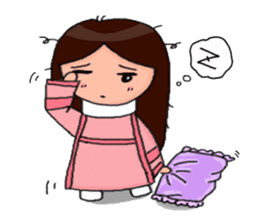 Pink Taiwan Princess sticker #5081196