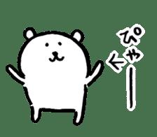 joke bear3 sticker #5083841