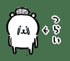 joke bear3 sticker #5083852