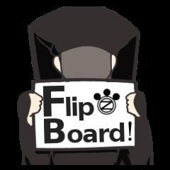 [Flip Board!] English ver.