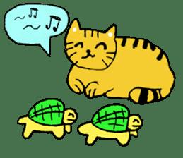 Infield turtle(EN) sticker #5084154