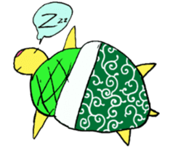 Infield turtle(EN) sticker #5084158