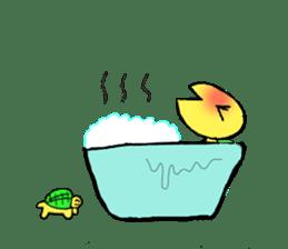 Infield turtle(EN) sticker #5084181