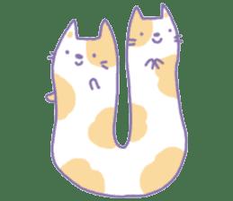 Dreamy Pastel Ghosts sticker #5084487