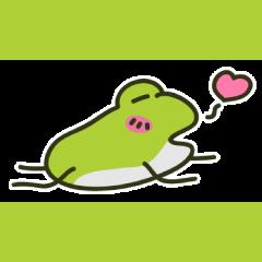 "Keko the frog ""small frog"""