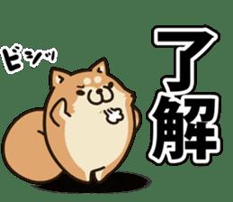 Plump dog Vol.1 sticker #5090440