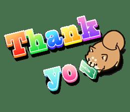 Plump dog Vol.1 sticker #5090442